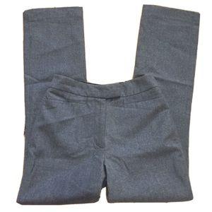 🛍3/$20 Cynthia Rowley Gray Wool Shimmer Pants